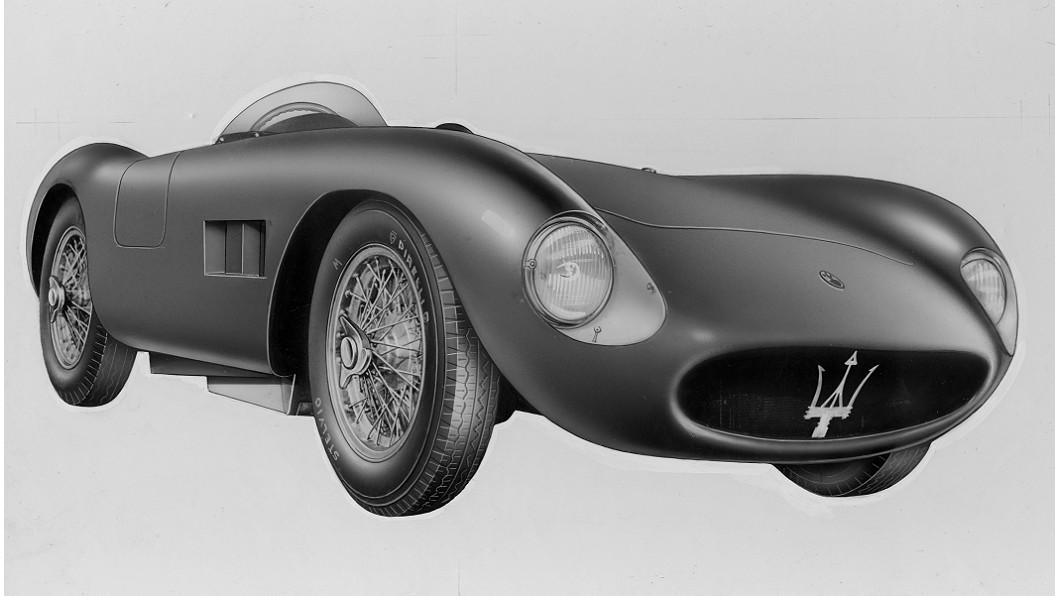 (圖片來源/ Maserati) Maserati委內瑞拉大獎賽奪冠65周年 Tipo 300S展現賽車硬實力