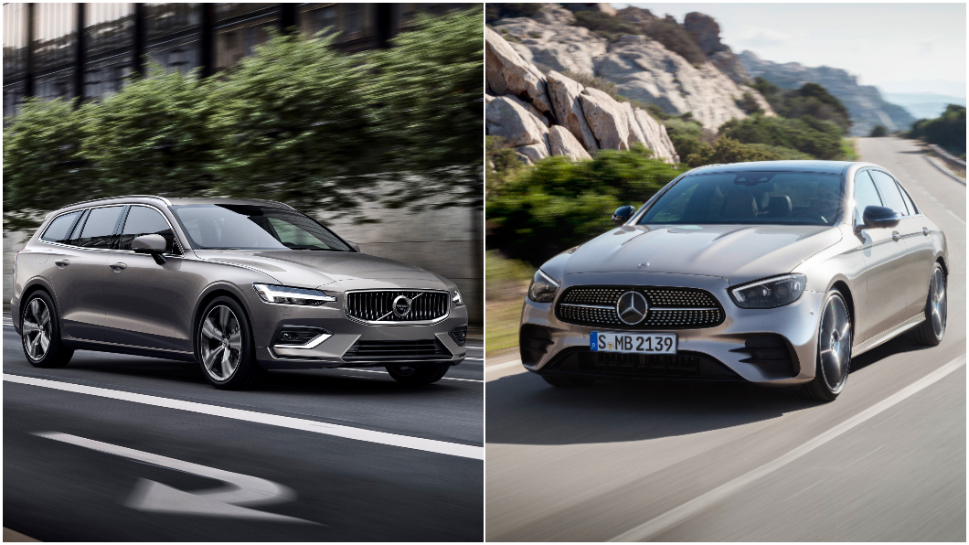 Daimler宣告與吉利集團合作開發新一代PHEV動力系統,表示Mercedes-Benz與Volvo將共享動力心臟。(圖片來源/ Mercedes-Benz、Volvo) M-Benz與Volvo共享油電動力心臟 戴姆勒聯手吉利啟動合作