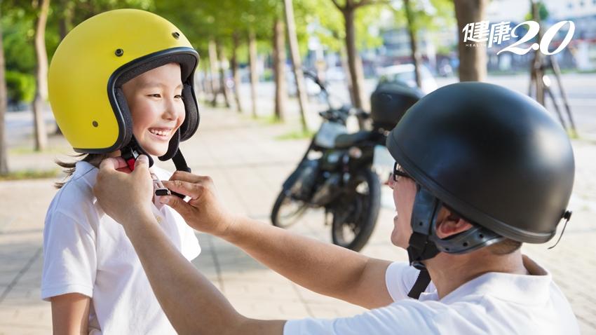 不敢打流感疫苗?醫師妙喻「騎車不戴安全帽」很危險!