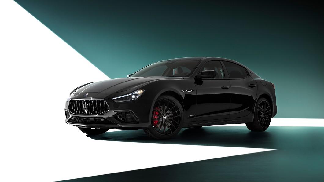 Maserati性能轎跑Ghibli及品牌旗艦Quattroporte新年式小改款抵台。(圖片來源/ Maserati) 小改款Ghibli與Quattroporte即將抵台 觸控螢幕加大、車載系統升級