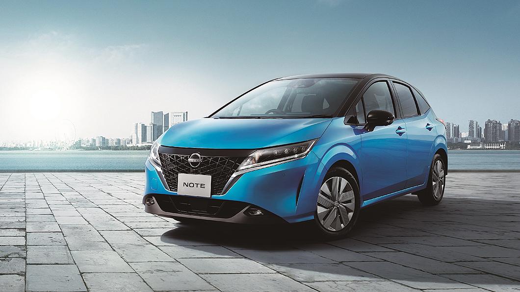 新世代Note正式於日本發表,改為e-Power單一動力選擇。(圖片來源/ Nissan) 大改Nissan Note現身 日系都會掀背改採e-Power單一動力