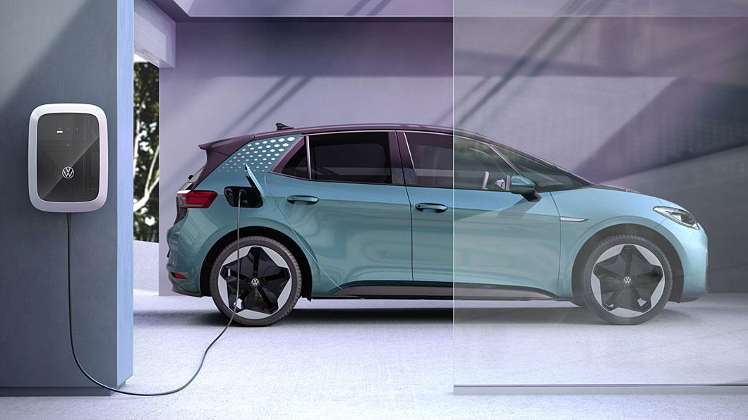 歐洲10月份汽車市場銷售表現,電動車與電動化車款市佔率再度超越柴油車。(圖片來源/ Volkswagen) 電動車銷售強勢走揚 歐洲最熱銷竟非特斯拉