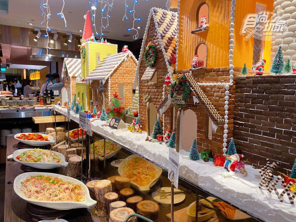 全台唯一「落羽松耶誕樹」!森林版「新北耶誕城」泡湯邊拍,還有海陸大餐、吃到飽爽嗑