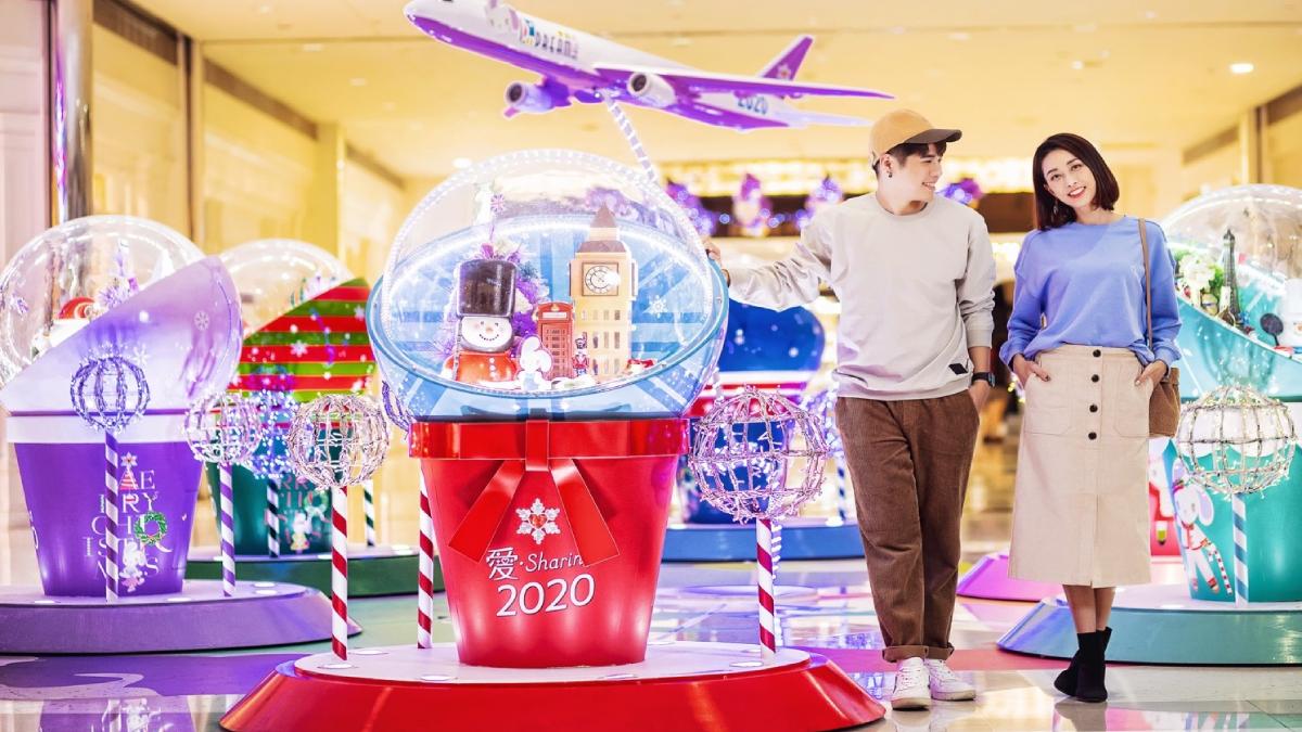 網美衝了!聖誕微出國IG洗版美照快來這拍,一秒置身首爾、巴黎超浪漫