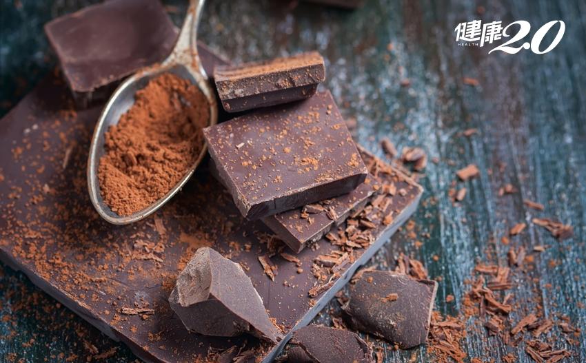生酮飲食期間別碰9大類食物!專家教你如何替換 黑巧克力是點心首選