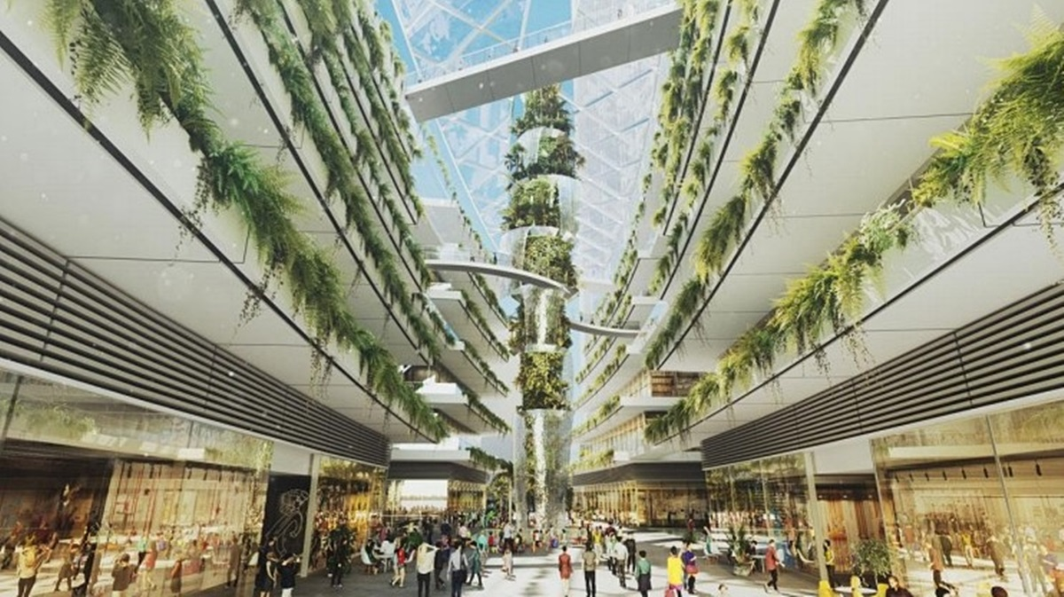 全台首座「城市綠洲水族館」在高雄!萬坪飯店、商場這時開幕,還和捷運連通走路就會到