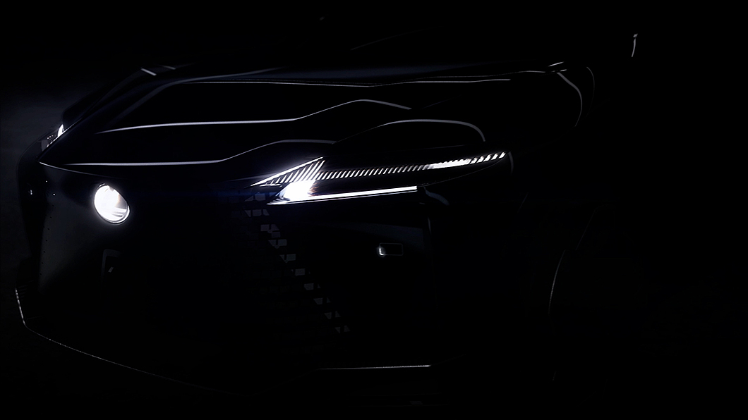 Lexus揭露電動車核心技術Direc4,並預告明年初將推全新概念車。(圖片來源/ Lexus) Lexus電動化秘密武器 Direct4電動四驅技術揭曉