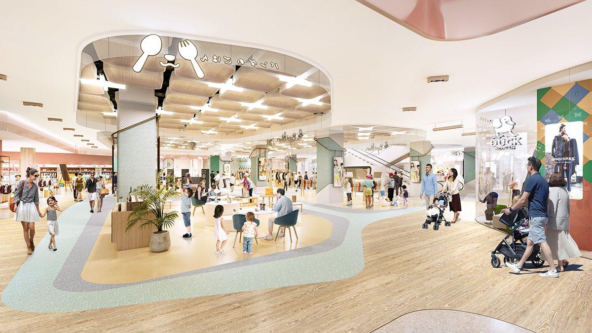 岡山最大百貨!萬坪「秀泰生活」明年開,擁80間品牌、全高雄最大15公尺影廳
