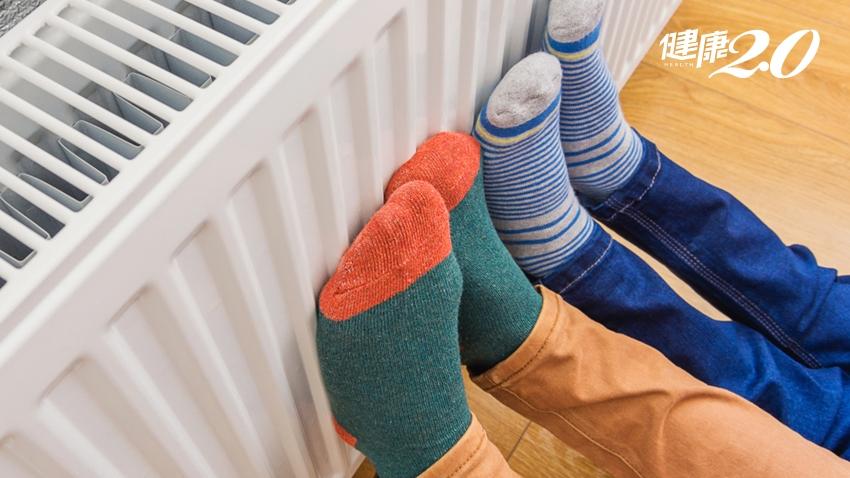 穿「發熱衣」保暖有禁忌,1種人不能穿!B群也能抗寒 醫師教你怎麼吃
