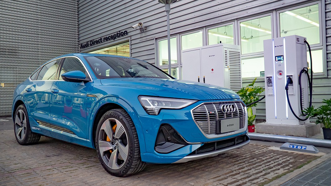 e-tron純電動車超科技 但這仍是我們所熟悉的Audi?