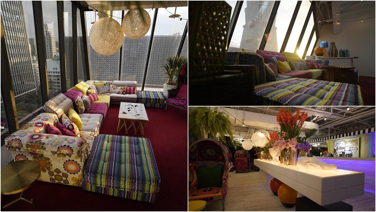 【新開店】台北正妹都在這!信義新派對聖地「Costa Blanca」,夢幻燈光+透明泡泡屋超好拍