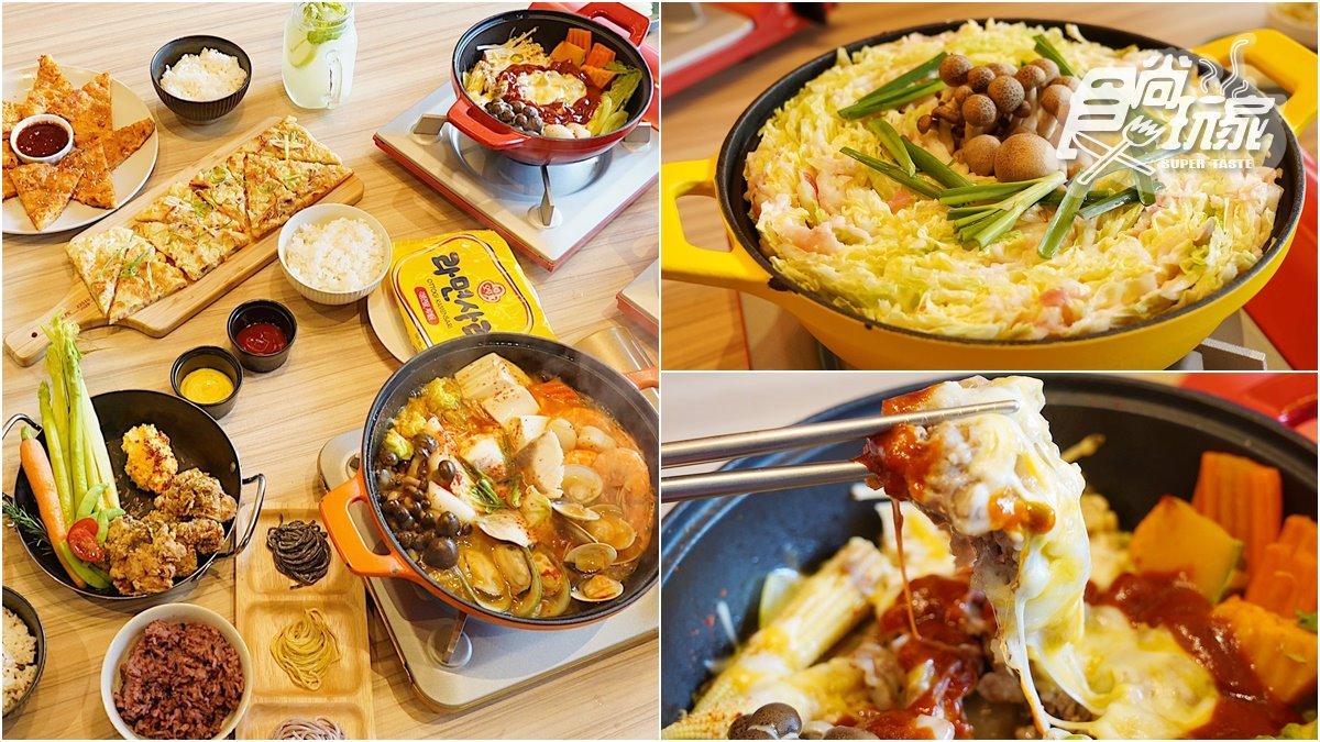 韓食控要吃!「劉震川」開進大直,必吃超美「花千歲」層層白菜夾肉片、會牽絲的燒肉鍋