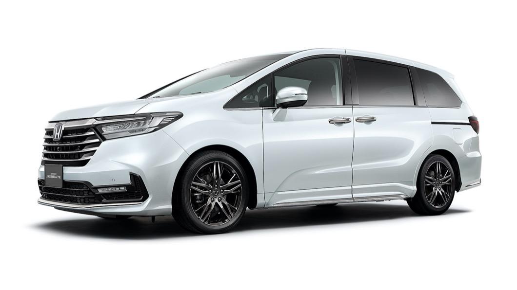 台灣汽車市場熱銷的7人座MPV Honda Odyssey,11/5正式在日本發表小改款車型。(圖片來源/ Honda) 小改款Honda Odyssey來了? 能源局數據疑似曝光