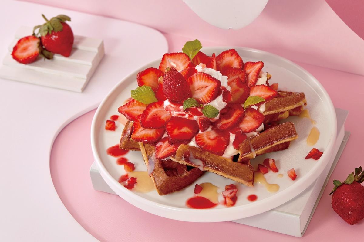 【本月推薦新菜單】全台28家冬季療癒新品:香濃Q芋圓、夢幻雪莓吐司、巧克力火鍋