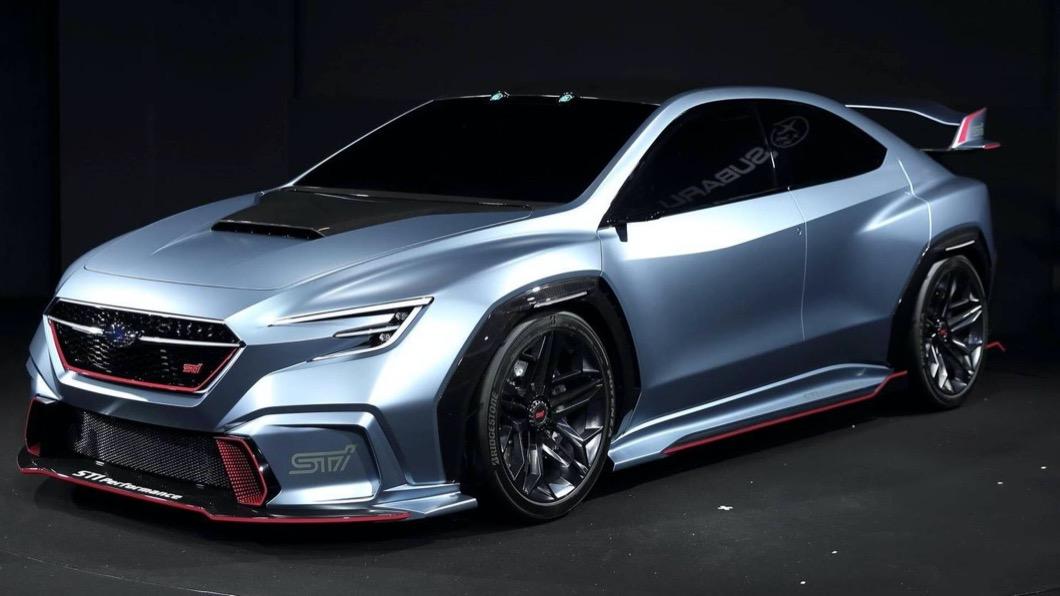 根據外媒報導,下一代的WRX有機會於2021年4月正式發表。(示意圖/ Viziv Performance STI Concept) 大改款WRX、WRX STI發表時程曝光? Subaru新世代動力上看400匹