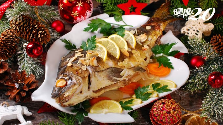 耶誕大餐不只烤火雞、牛排可選 學學各國吃什麼,幫耶誕增菜色