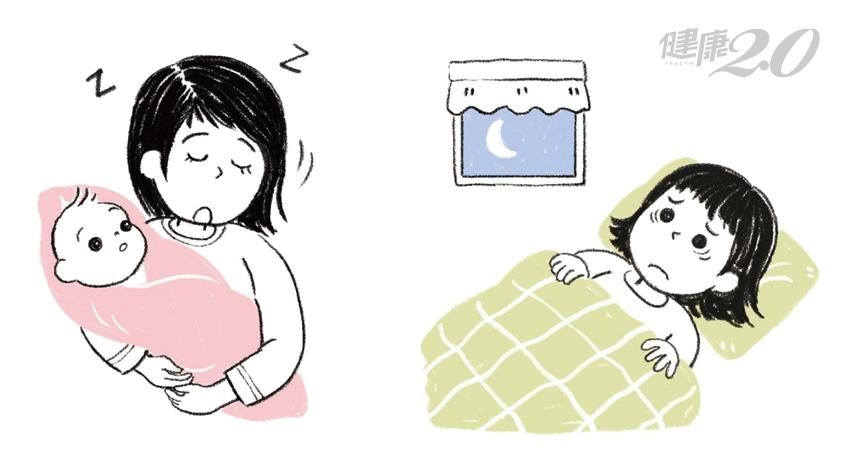 沒有人天生就懂得當媽媽!醫師暖言:妳不必100分,只要為自己「加分」