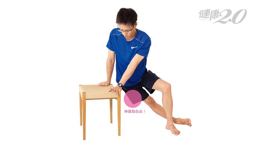 年過50歲走路好吃力?「腳背伸展操」走路輕鬆不疲累 預防膝蓋痠痛