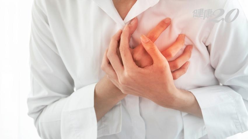 心肌梗塞有前兆!關鍵自救法一定要學 心臟科名醫:救護車來之前你可以這樣做