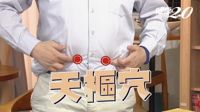 胃食道逆流睡覺側左邊還是右邊?江坤俊教你3招運動、1個穴位 預防胃食道逆流