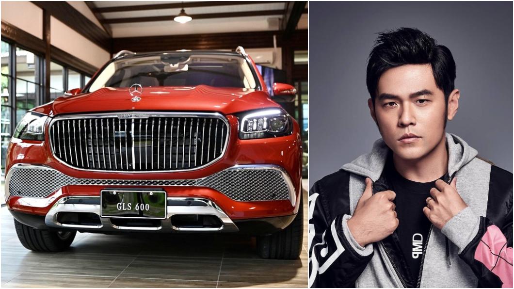 M-Benz旗下賓士旗下豪華子品牌Mercedes-Maybach瞄準頂層買家,以GLS為基礎打造了M-Maybach GLS 600 4Matic。(圖片來源/ 地球黃金線、周杰倫臉書) 周杰倫收賓士休旅王聖誕禮 大讚GLS 600 4Matic後座太誇張