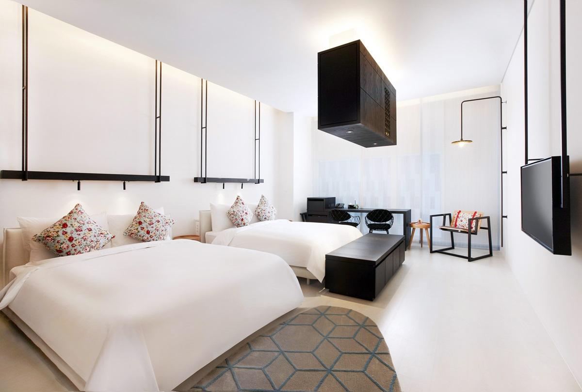 全台14家飯店「1月優惠」:加1元多住一晚、買一晚送一晚、入住送4000元抵用券