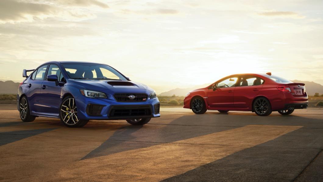 Subaru本月在北美發表21年式的WRX車系。(圖片來源/ Subaru) 21年式WRX、WRX STi再升級 晚買真的享折扣?