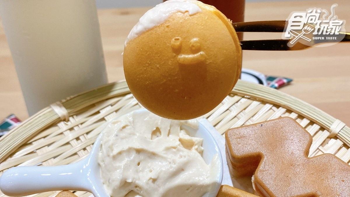 萌到捨不得吃!北中南5家造型雞蛋糕:討抱貓、白雪富士山、變髮大佛