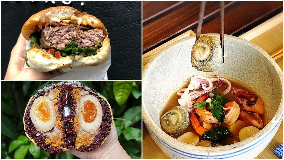 網友激推!北部22家2020暴紅新美食:限量溏心飯糰、得獎「漁夫鍋」、牛奶糖漢堡