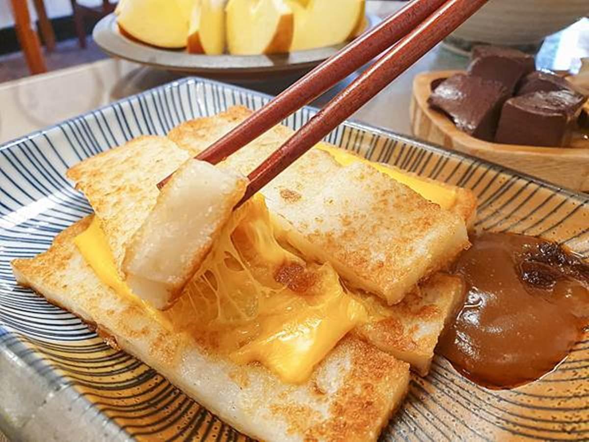 飄香超過60年!台東古法蘿蔔糕外酥內綿超唰嘴,再搭酸甜「初戀特調」更對味