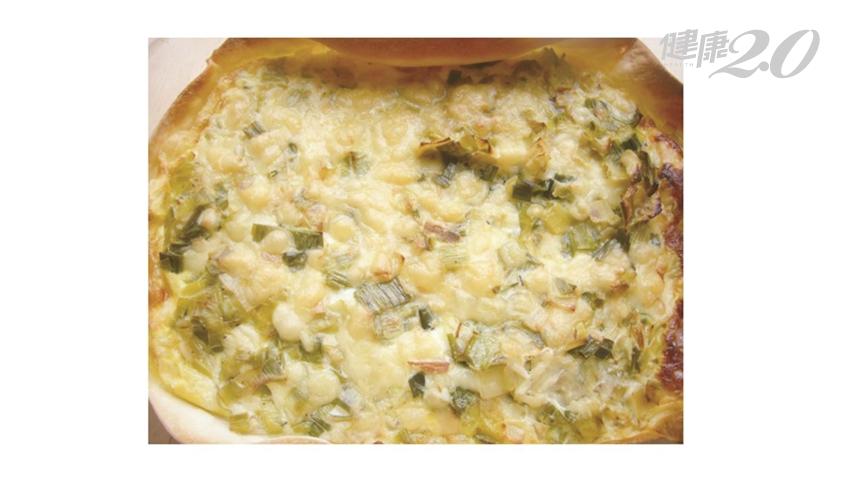 冬天就吃「韭蔥」!豐富膳食纖維 護胃、降血壓、血糖、膽固醇