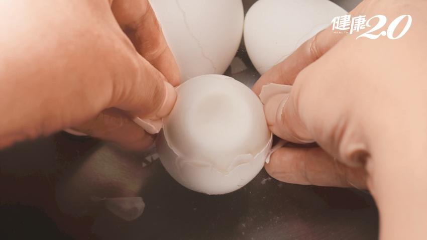 溏心蛋、全熟蛋時間表大公開!5步驟輕鬆學會水煮蛋不破技巧