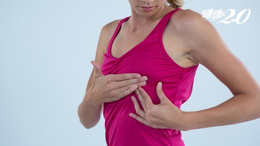 乳頭一直有分泌物要開刀嗎?醫曝發現黃色漿液等4狀況恐與癌症有關