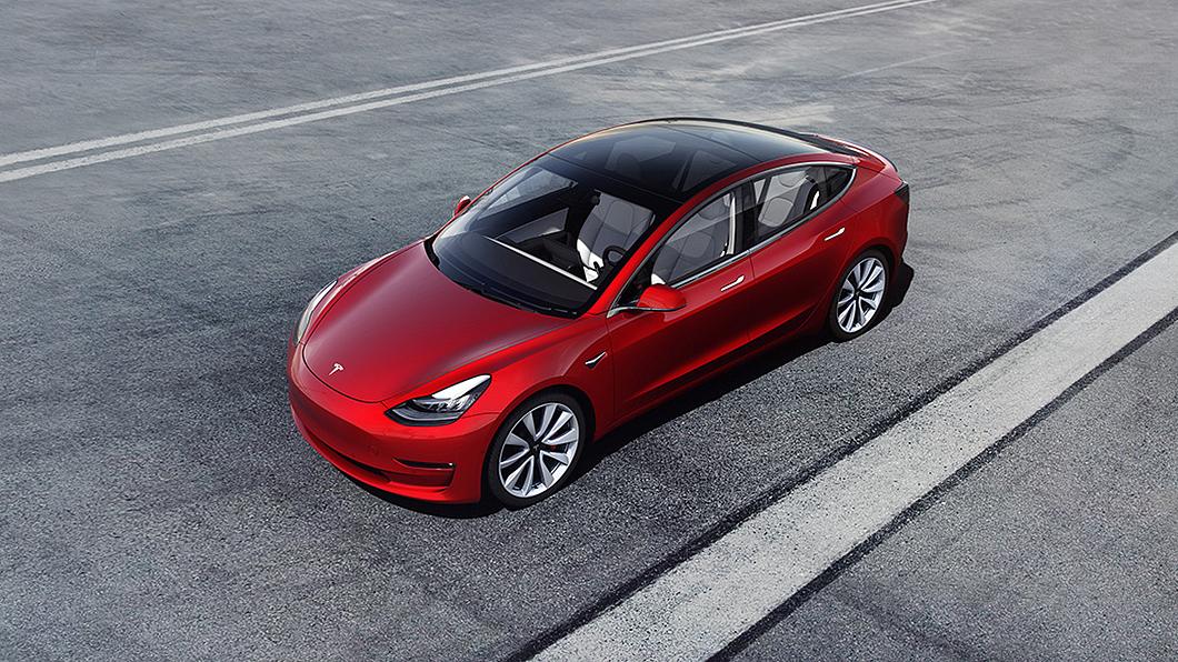 Model 3在臺灣累積交車數突破6,000輛。(圖片來源/ Tesla) Model 3累積交車破6千 晉升臺灣電動車銷售冠軍