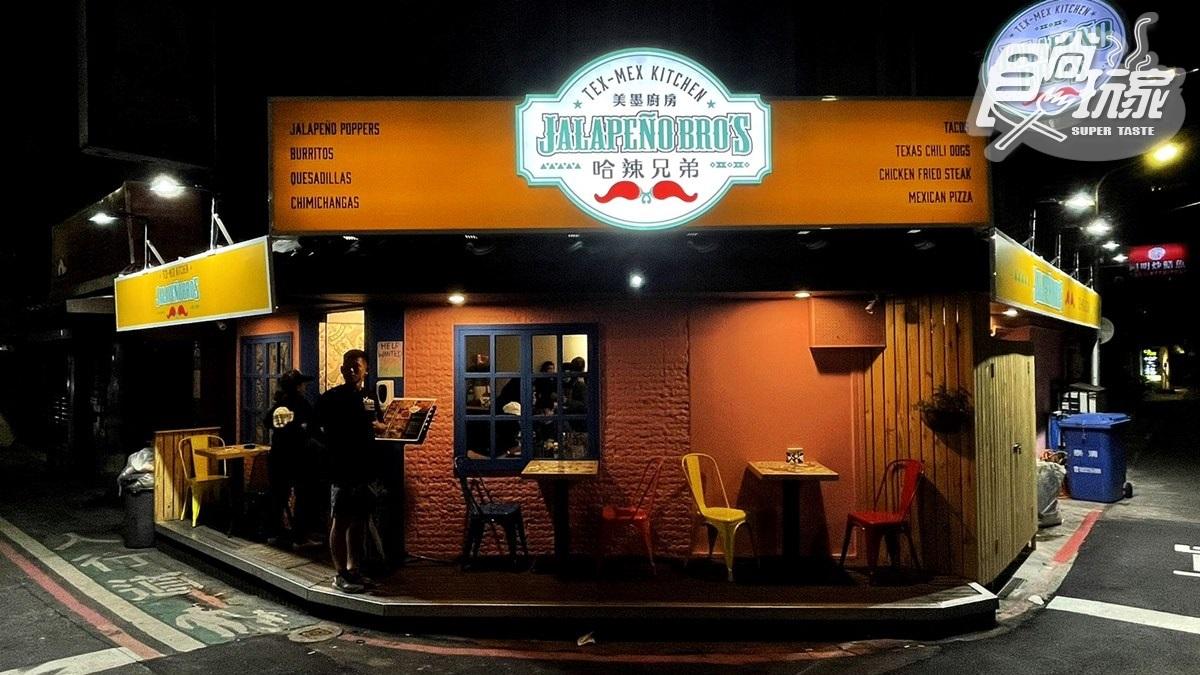 吃到落下巴!「超厚塔可餅+百元披薩」在東區,還吃得到迪士尼吉拿棒