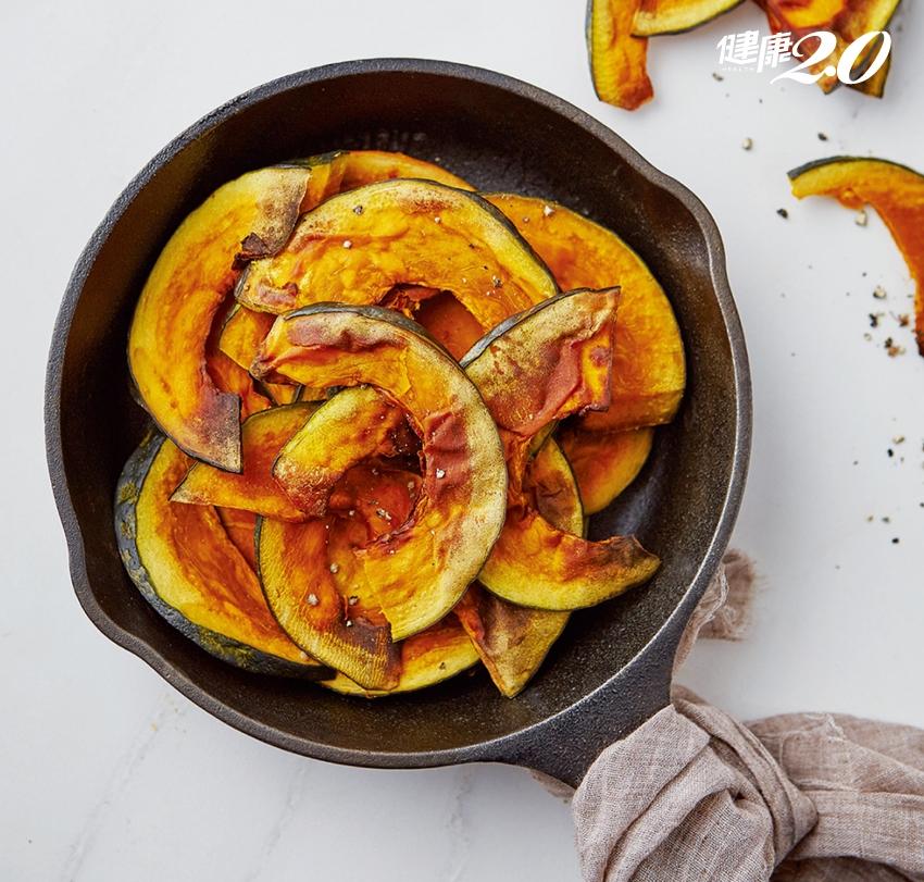 低卡少油!氣炸鍋也能吃「高纖」 南瓜片、地瓜乾、馬鈴薯片作法公開