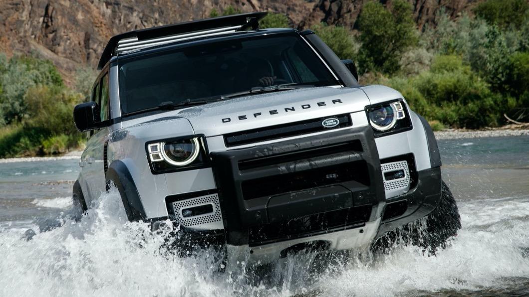 Land Rover於2019年法蘭克福車展中展出全新第二代Defender。(圖片來源/ Land Rover) 獨家/Defender發表前夕售價外流! 入門車型竟只要2字頭
