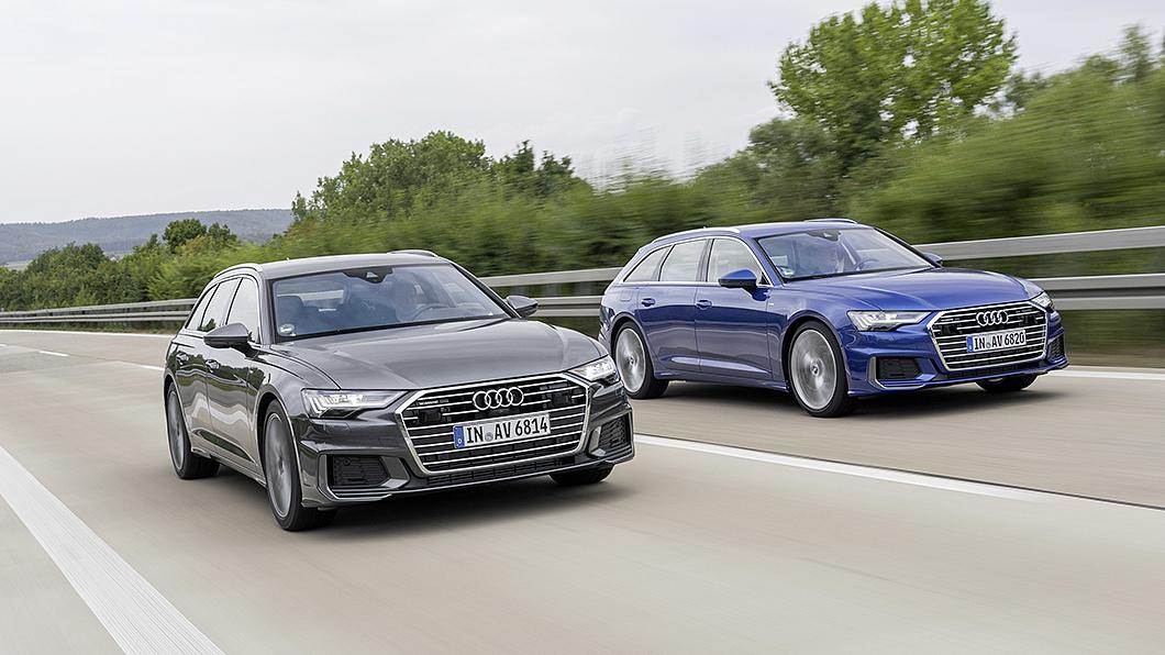 Audi為A6與A6 Avant車系全面換裝汽油動力。(圖片來源/ Audi) A6/A6 Avant全面換裝汽油動力 價格最高上揚18萬元