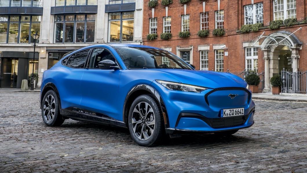 警用Mach-E將在2021年底交車,用來汰換兩部傳統汽油引擎警車。(圖片來源/ Ford) 電動警車再加一! Ford Mach-E加入密西根警隊