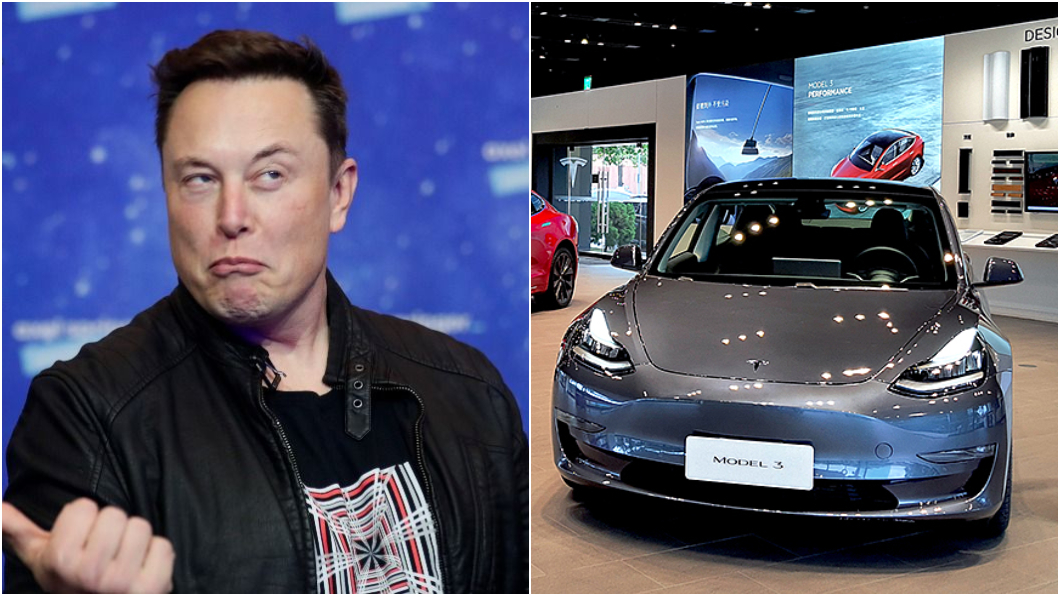Tesla執行長馬斯克(Elon Musk)的淨資產超過1,885億美元,約合新台幣5兆元。(圖片來源/ Tesla、達志影像路透社) 資產「5兆」是什麼概念? Tesla執行長馬斯克成世界首富