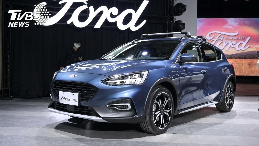福特六和於1/8發表全新Ford Focus Active以掀背車的身形融合更多越野元素,創造出全新感受。 Focus Active售價83.9萬起 增高4公分越野更可能