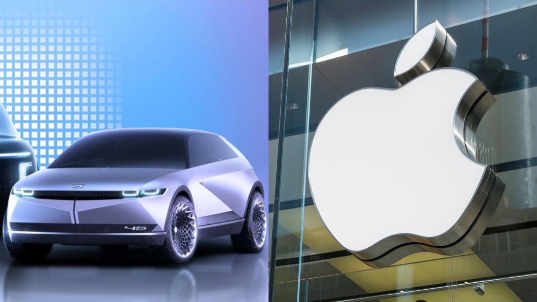 科技巨頭蘋果公司自2014年就曾傳出有打造電動車的相關計畫。(圖片來源/ Apple、Hyundai) 現代汽車認了:Apple Car洽談中 「關鍵技術」吸引蘋果上門?