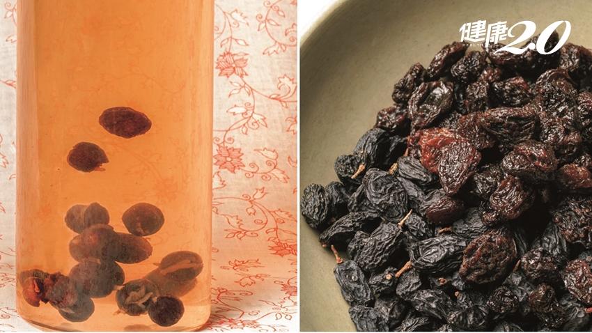 黑葡萄補血、顧眼睛!「這樣」煮水喝還能補肝腎、改善熱潮紅