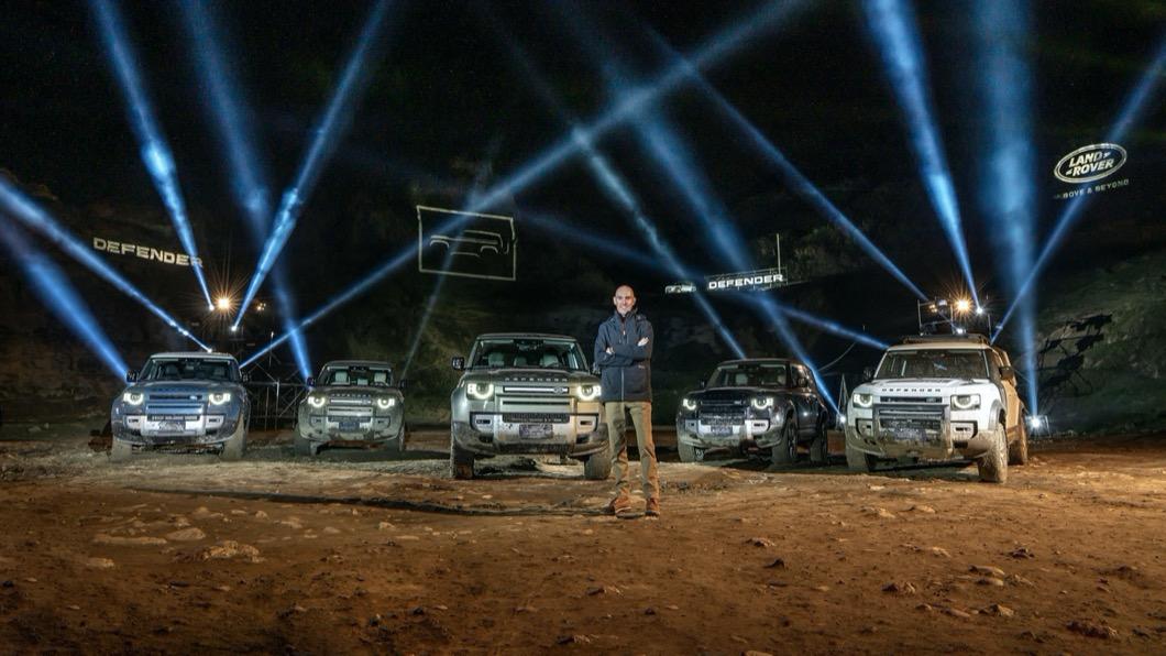 Jaguar Land Rover Taiwan於1/11正式在台發表全新世代Defender。(圖片來源/ Jaguar Land Rover Taiwan) 全新Defender正式上市 110長軸車型售價267萬起
