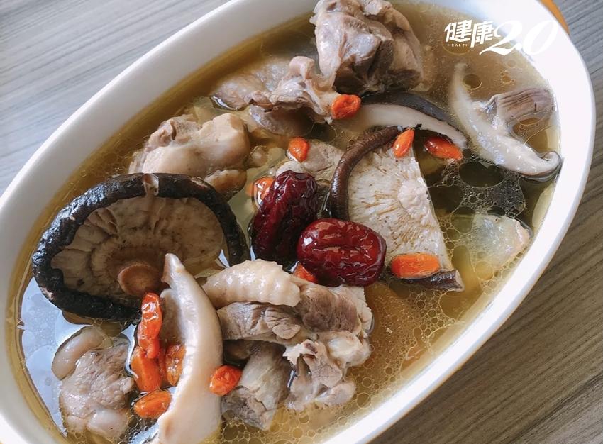 天冷喝雞湯好幸福 調節免疫力不生病!營養師推薦這一碗也很「暖」