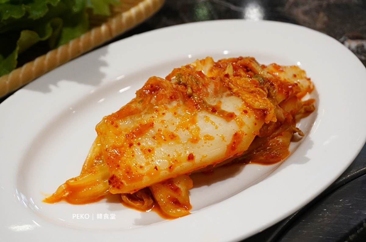 韓國人也愛!台北「韓食堂」豬腳皮Q分量大、水涼麵口感彈牙,想吃先訂位