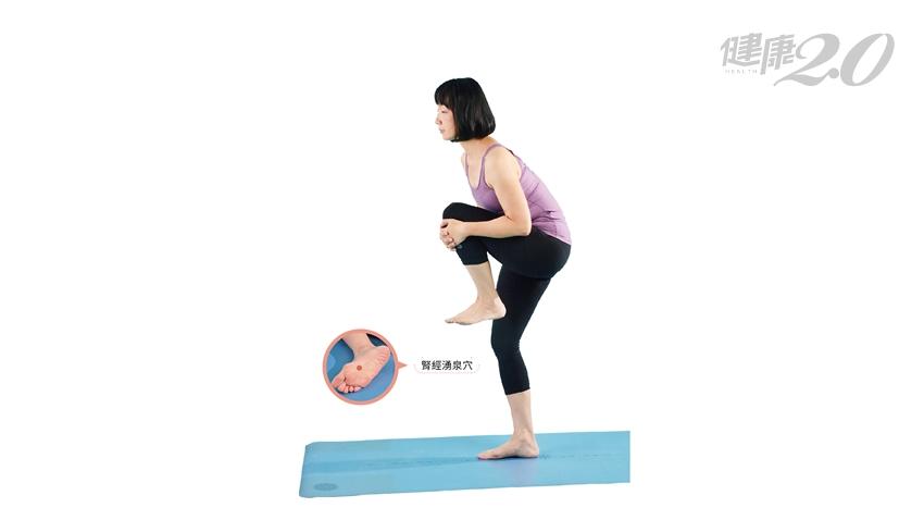 3招「養腎瑜伽」 身體變輕盈、老了走路也不累!