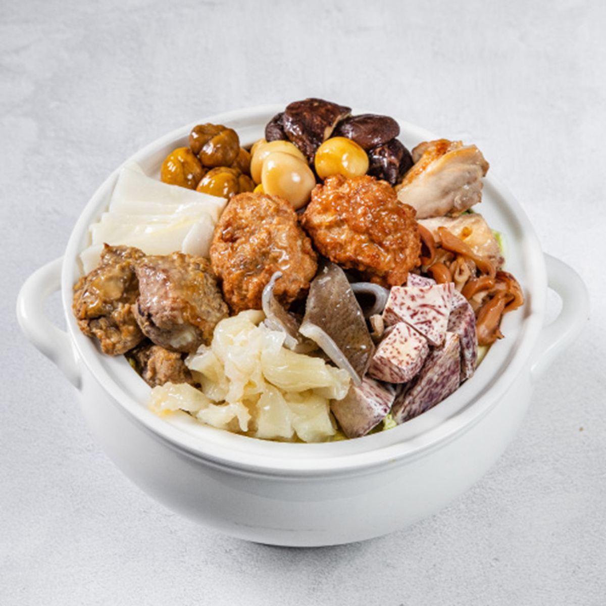 年菜這味不能少!網購界3大浮誇佛跳牆:世界粵菜廚皇研發、海陸獅子頭入菜