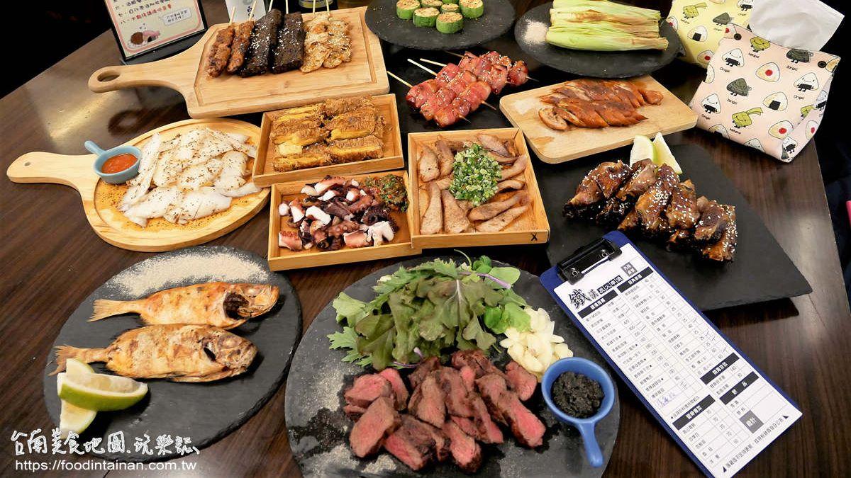 想吃先預約!台南超有哏串燒必點網推「培根包番茄」,脆皮肥腸看到就要搶