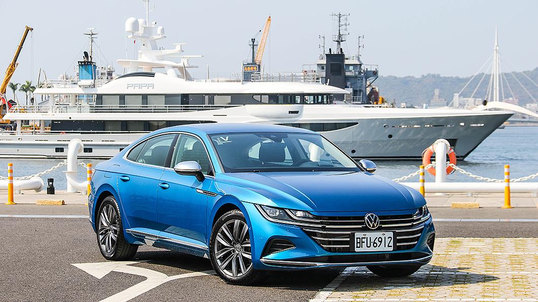 Volkswagen當家美型跑房車正式來到臺灣。 【試駕】VW Arteon美感先決 科技動感更具看頭